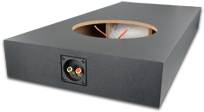 Shallow Enclosure for Subwoofers and Speakers - ENC-816LP - Thumbnail