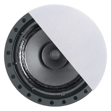 In-Ceiling Commercial Speaker, 8 inch - SC-800f