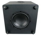 Wireless Subwoofer - AB-800 - Underside