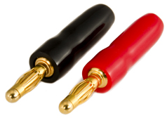 Pro-Wire Banana Plugs - IW-16PLUG - Thumbnail