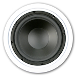In-Ceiling Subwoofer - C-10SW-KIT - Thumbnail