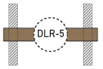 Speaker Drywall Locators - DLR-5 - Thumbnail