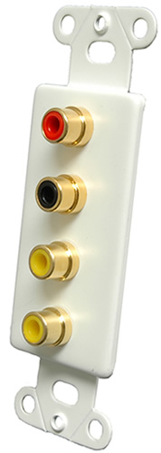 Pro-Wire Jack Plate - IW-4RG