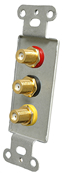 Pro-Wire Jack Plate - IW-3RG - Back Thumbnail