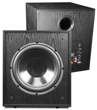 Freesdtanding Powered Subwoofer, 12 inch, Long Throw, Heavy Duty - A-120