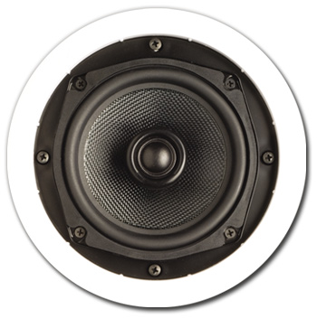 In-Ceiling Speaker, 2 way,  5-1/4 inch - A-505