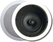 In-Ceiling Speakers, 15 degree, 8 inch - A-8LCRS - Thumbnail
