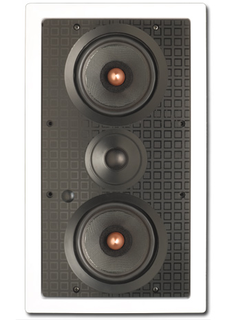 In-Wall Center / All Channel LCRS Speaker, 2 way,  5-1/4 inch - A-LCRS