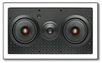 In-Wall Center / All Channel LCRS Speaker, 2 way,  5-1/4 inch - A-LCRS - Thumbnail