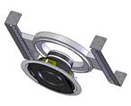 In-Ceiling Subwoofer, 10 inch - C-10SW - Detail Thumbnail 1