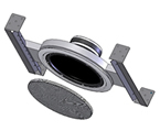 In-Ceiling Subwoofer, 10 inch - C-10SW - Detail Thumbnail 2