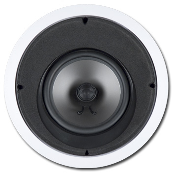 In-Ceiling 15 Degree Angled Speaker, 2-way, 8 inch - PV-8LCRS