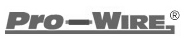 OEM Systems Product Lines - Pro-Wire Logo