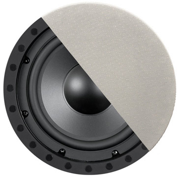In-Wall / In-Ceiling Frameless 8 inch Subwoofer - SE-80SWf