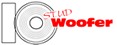 Stud Woofer Logo - Small