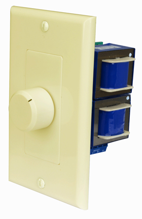 Pro-Wire Indoor Rotary Volume Control - IW-100WV